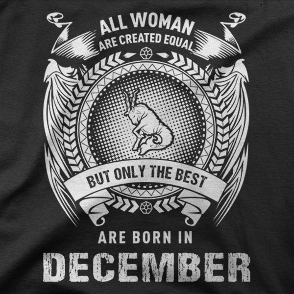 Capricorn Decembrie ALL WOMEN
